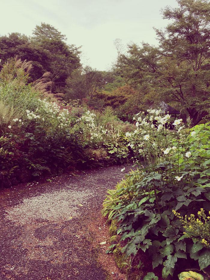 ポール・スミザーの庭